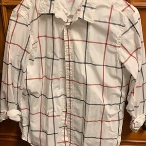 Banana Republic Camden fit Striped shirt  sz M